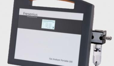 Analizzatore portatile metano GAP100