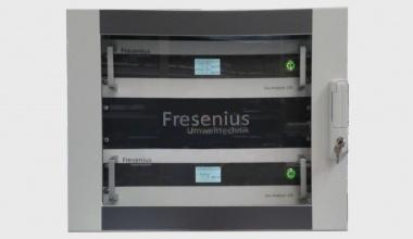 Sistema di analisi CH4 - CO2 - N2O impianti di depurazione acque
