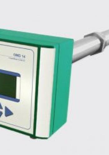 Analizzatore ossigeno ossido di zirconio