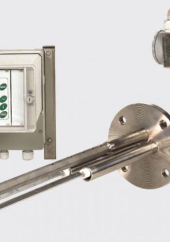 Sistema di monitoraggio polveri, portata e temperatura